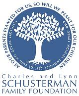 Logo for Charles and Lynn Schusterman Family Foundation
