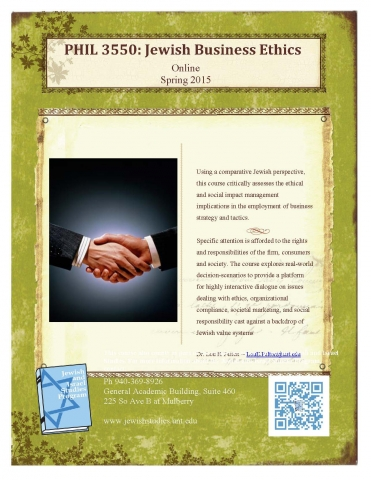 JISP now offers a Jewish and Israel Studies Certificate